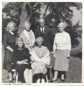 5 x 5″ Lake Simcoe 1962
