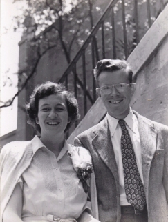 3 x 4.5″ RJ Fleming and Patricia Beeman Fleming