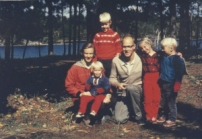 4.5 x 3″ 1965 xmas